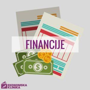 Financije - Ekonomska klinika