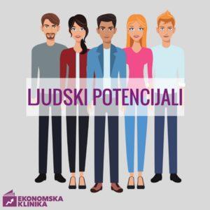 Ljudski potencijali - Ekonomska klinika