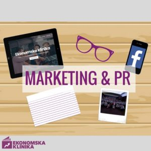 Marketing&PR - Ekonomska klinika