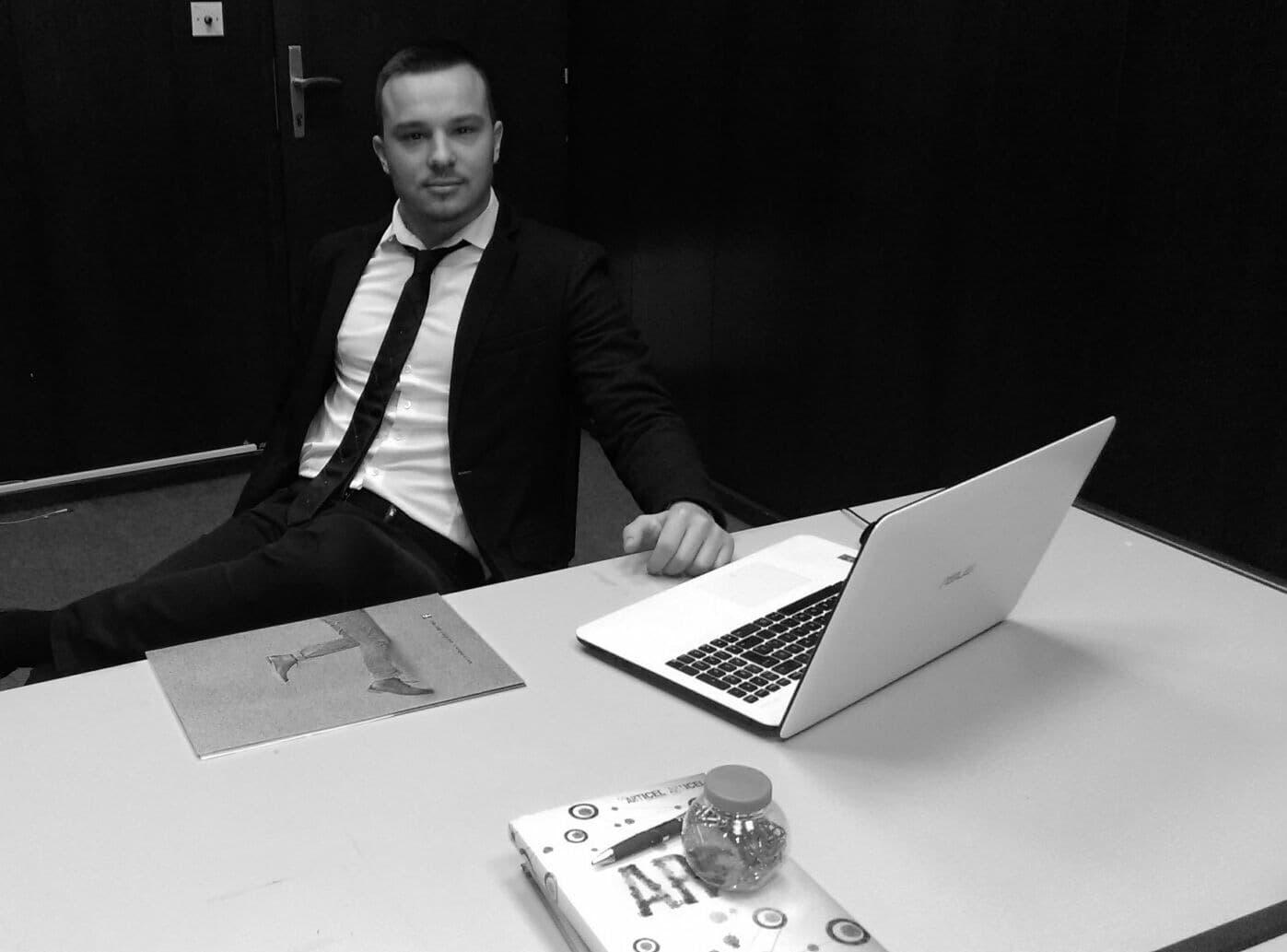 """Filip Severin: """"Poduzetništvo nije glamur"""""""