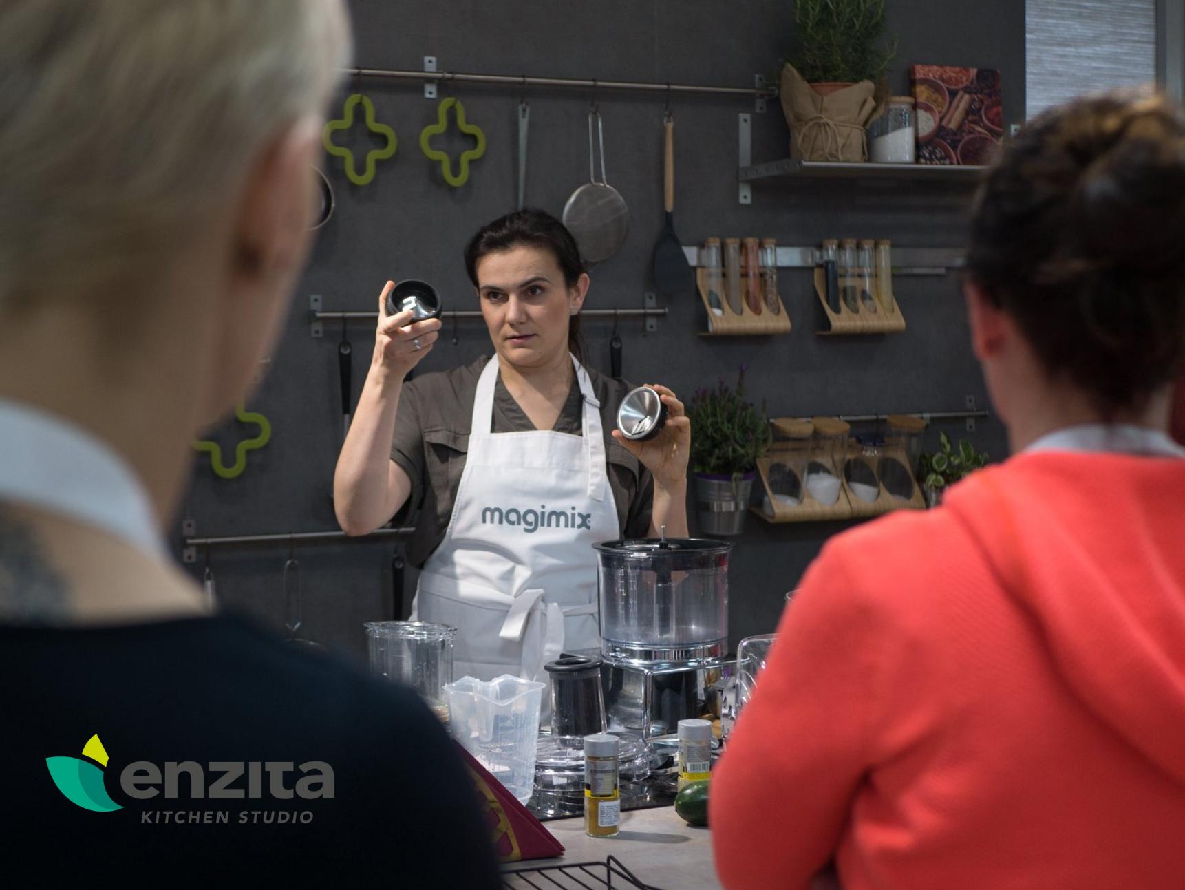 """Enzita Kitchen Studio, Marija Gačić: """"Budite izvrsni, jer to možete!"""""""