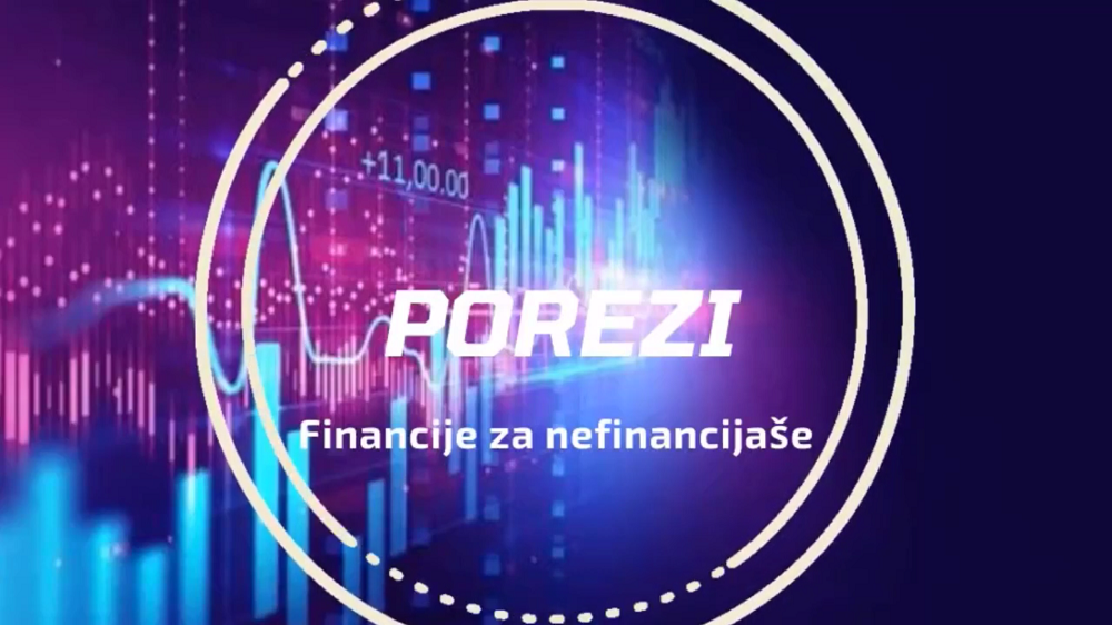 Porezi | Financije za nefinancijaše |